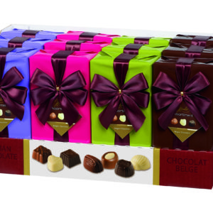 Ballotin de chocolats assortis HAMLET, collection Modern, 250gr