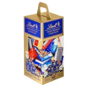 ASSORTIMENT DE CHOCOLATS NAPOLITAINS LINDT 500 G