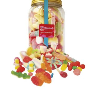 Assortiment de confiserie, mini tubo de 900gr