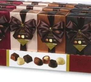 Ballotin de chocolats assortis HAMLET, collection VIVALDI LINE, 250gr