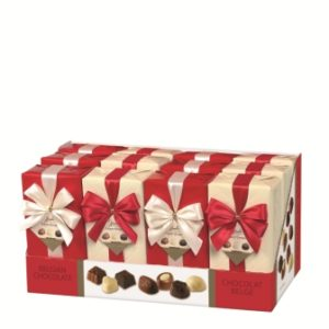 Ballotin de chocolats assortis HAMLET, collection Valentime LINE, 250gr