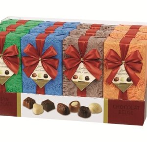 Ballotin de chocolats assortis HAMLET, collection lizard, 250gr