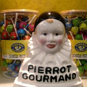 Sucettes Pierrot Gourmand
