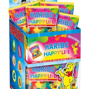 HAPPY LIFE HARIBO 30 sachets