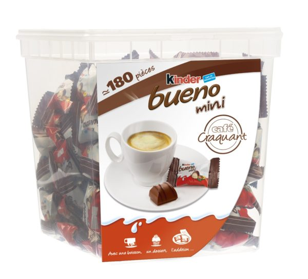 Kinder Bueno Mini, T180, 972gr