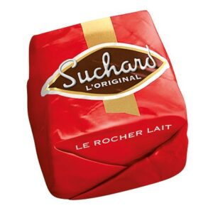 Rochers Suchard LAIT 24 pieces