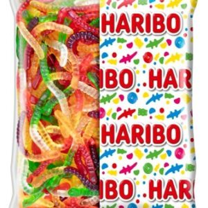 WORMS HARIBO 1 kilo